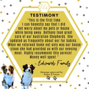 HHK Testimony - Edwards Family