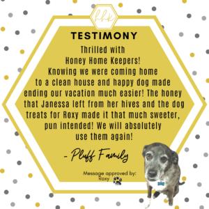 HHK Testimony - Pluff Family
